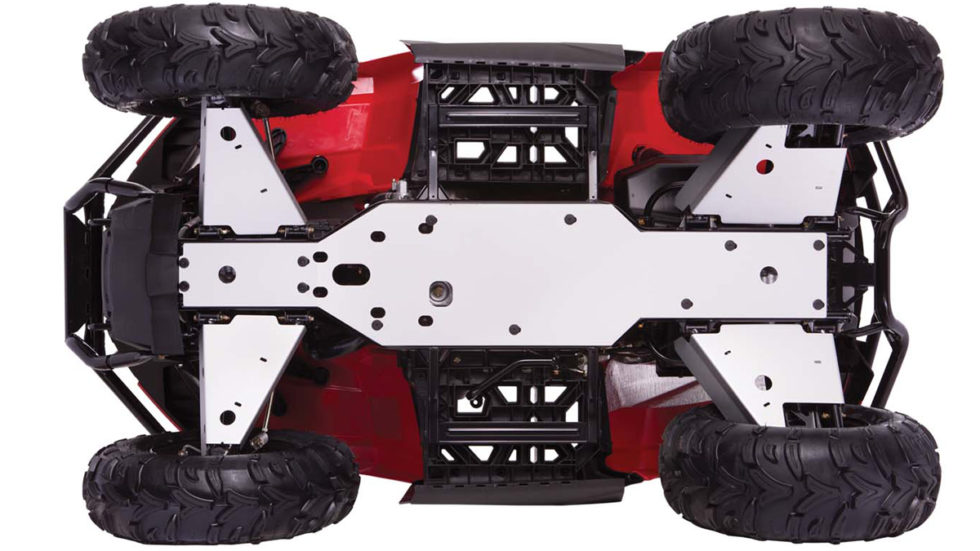 ATV Skid Plates and A-Arm Guards