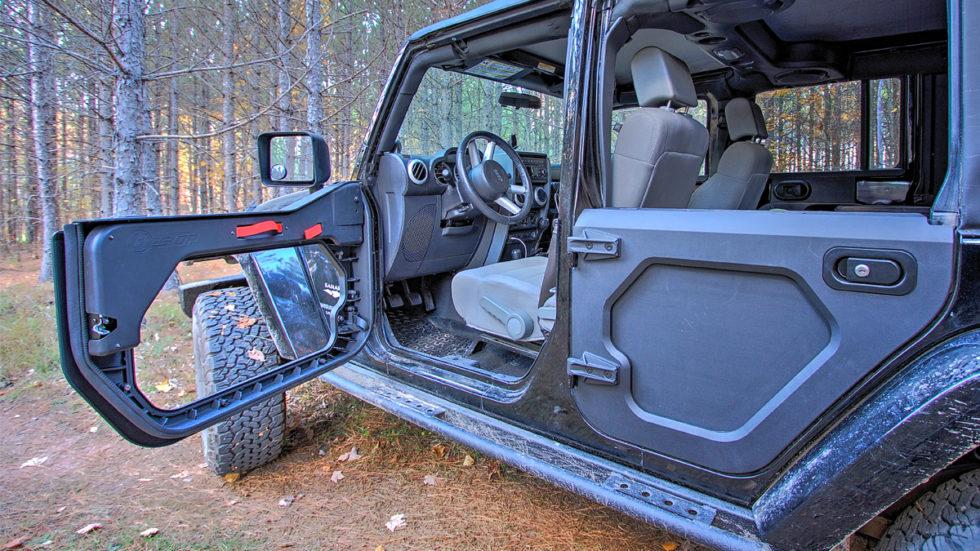 Off Road Core Doors System