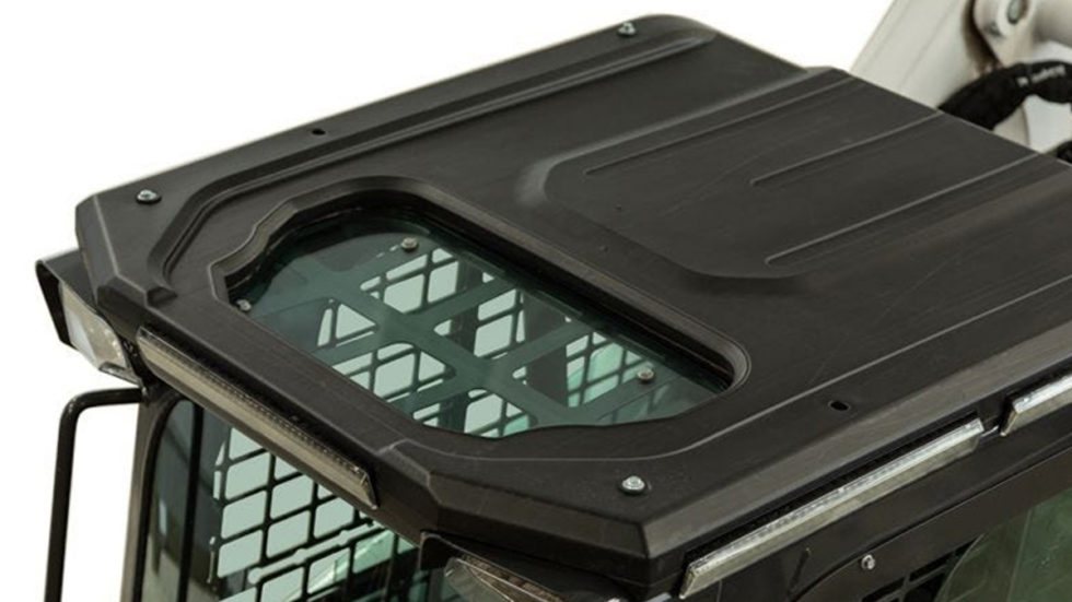 Skid Steer 360 Lighted Roof System