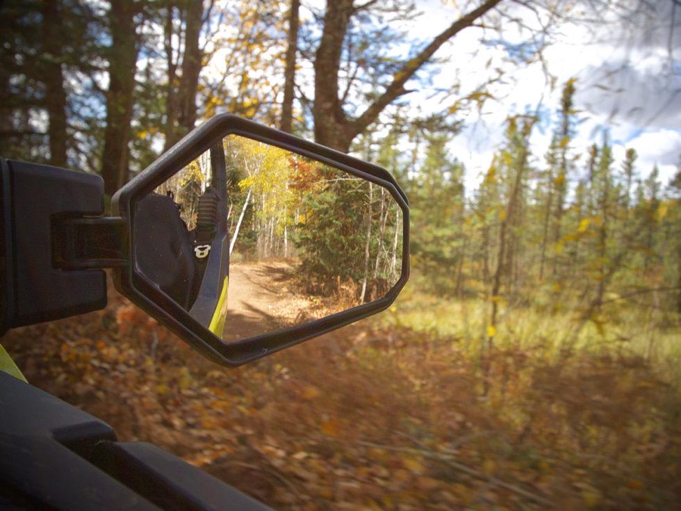Maverick Trail Side Mirror