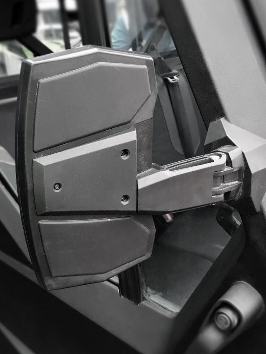 Utility Side Mirrors