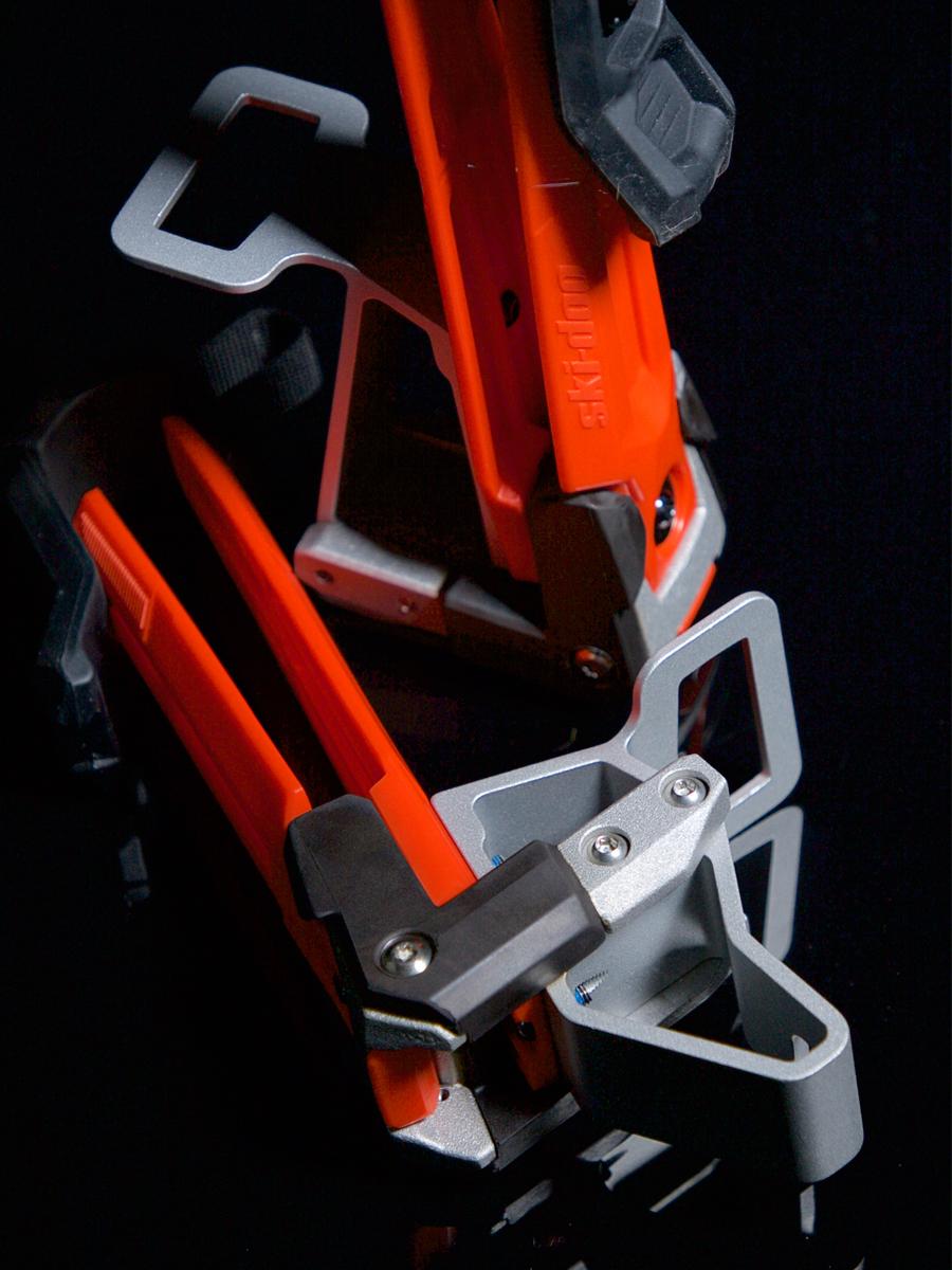 Snowboard Ski Rack